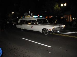 vienna virginia halloween parade ghost busters doug francis - Vienna Va Halloween Parade