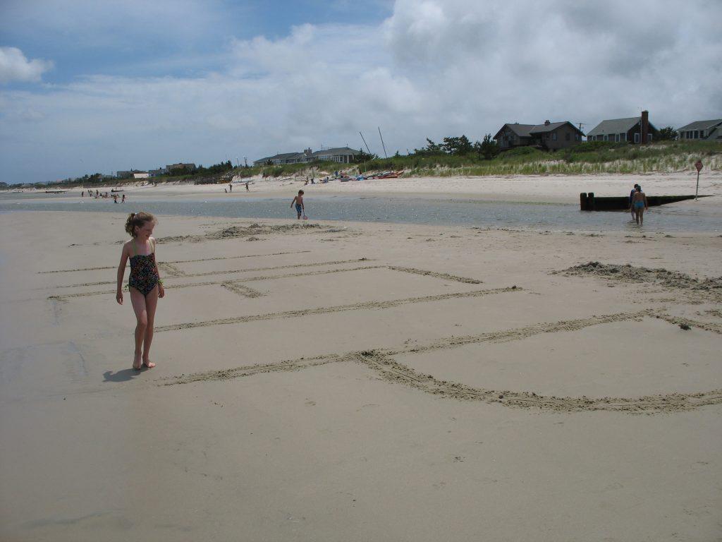 Beach in Lewes Delaware