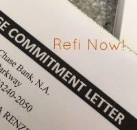 Refi Commitment Letter
