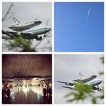 Space Shuttle Dulles Virginia
