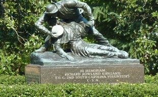 Fredercksburg VA National Battlefield