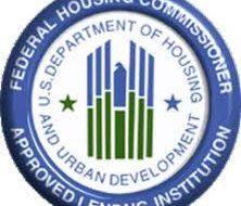 FHA Approved Lending Institution logo