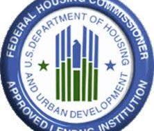 FHA Approved Lending Institution logo