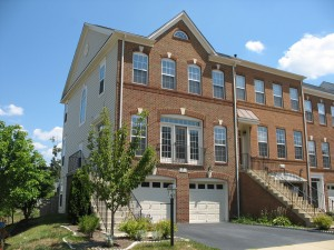 Virginia Townhouse in Loudoun County