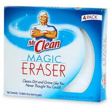 Mr Clean Magic Erasure Realtor Tip