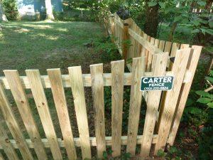 Carter Fence Vienna VA