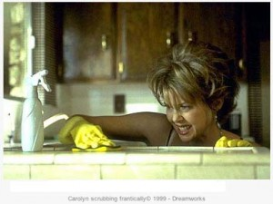 Annette Bening Real Estate American Beauty