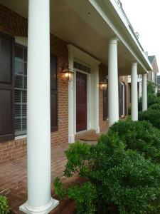 Clifton Virginia Front Porch