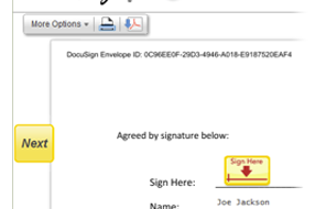 DocuSign Digital Signature