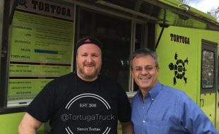 Tortuga Food Truck Tysons Corner Virginia