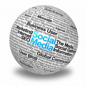 Social Media Globe iStockPhoto