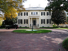 Virginia Governor's Mansion, Richmond VA