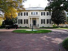 Virginia Governor's Mansion, Richmond VA