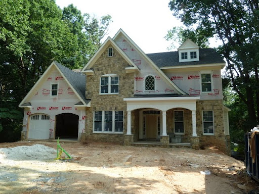 Luxury Homes in Vienna Virginia Tear downs and infill homes