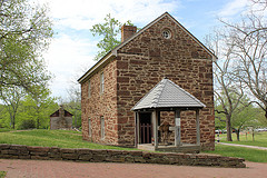 Sully Plantation outbuilding Chantilly Virginia