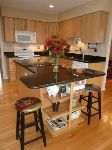 8440 Hunt Valley Drive Vienna VA 22182 Granite Kitchen