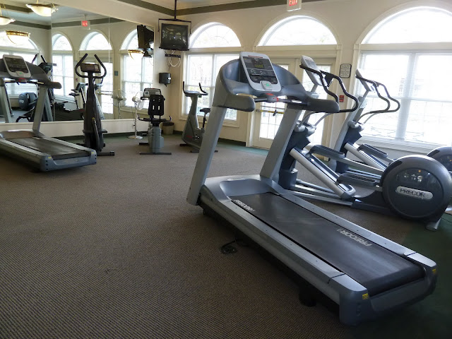 The Gates of Fair Lakes Club House Exercise Room