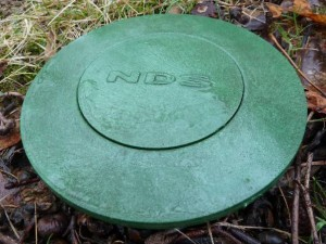 NDS Water Drain pop up