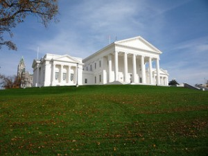 Virginia State Capitol photo: Doug Francis
