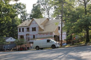 Vienna Virginia new home construction