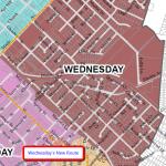 New Vienna Virginia Wednesday Trash Route