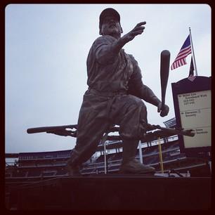 Joshua Gibson #baseball #natitude via dougfrancis