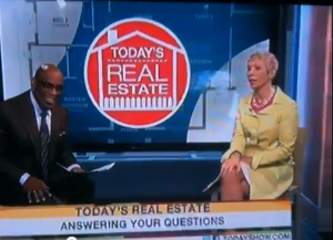 Today Show Roker and Corcoran Real Estate