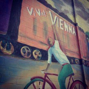 Viva Vienna Virginia Mural