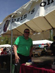 Vienna VA Chef Patrick Bazin