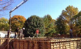 The Concrete Foundation of a Custom Home