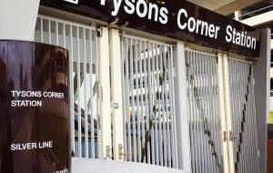 Silver Line Tysons Corner Virginia