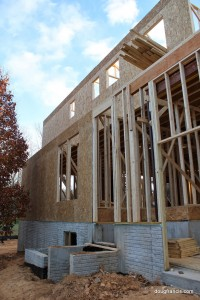 Custom Built home construction vienna va