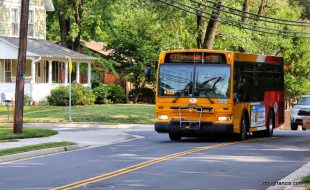Fairfax Connector Bus 432