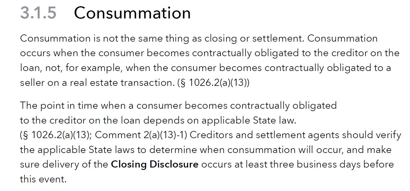 Consummate definition