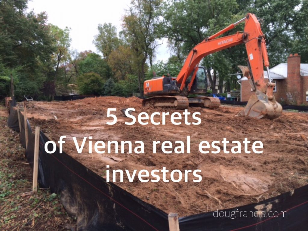 Investor strategies Vienna VA real estate