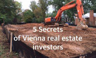 Investor strategies Vienna VA real estate