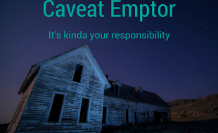 farm house caveat emtor