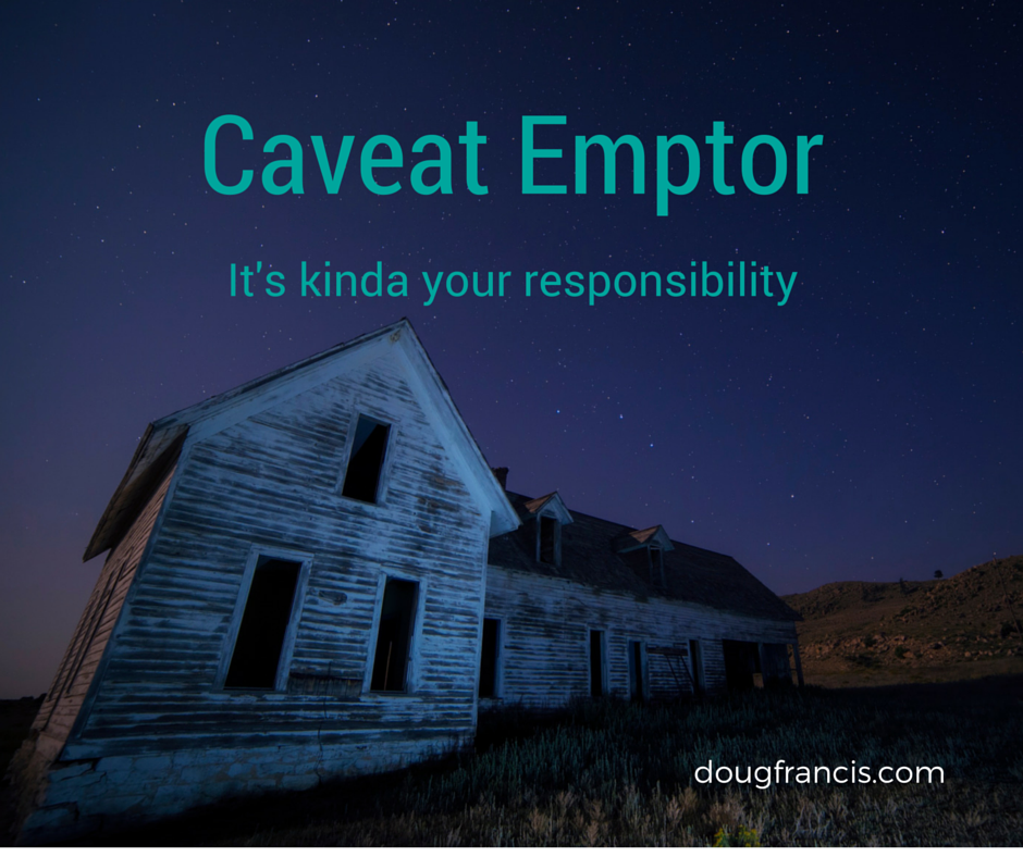 "caveat emptor Caveat emptor: caveat emptor, (latin: ""let the buyer beware""), in the law of commercial transactions, principle that the buyer purchases at his own risk in the absence of an express warranty."