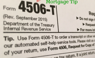 Mortgage Tip | Stolen Identity Tax Refund Fraud