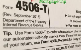 Mortgage Tip   Stolen Identity Tax Refund Fraud