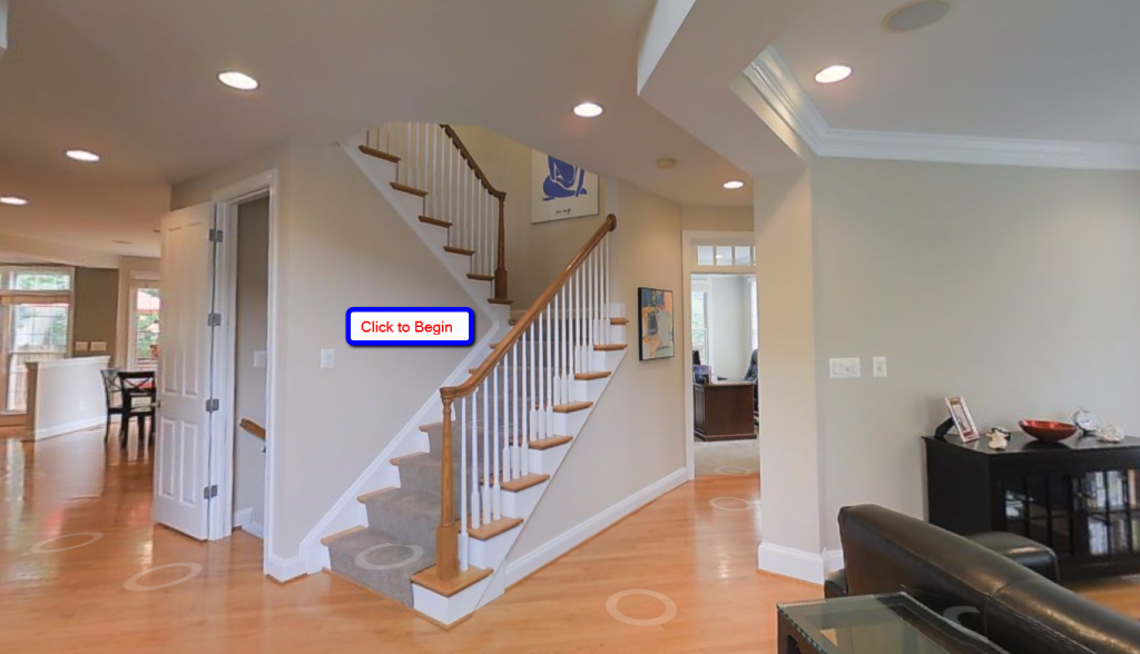 3D House Tour Vienna VA Inside