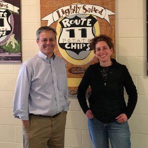 Route 11 Potato Chips Sarah Cohen