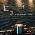 smart gourmet kitchen design vienna virginia