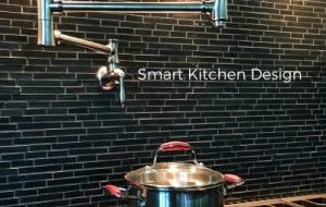 smart gourmet kitchen design vienna virginia