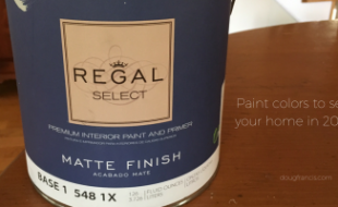 Seller Tip | Paint colors to sell your home in 2018