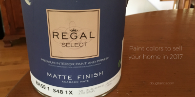 home seller tip paint colors to sell your home in 2017