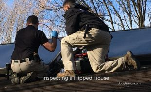 Flipped House Home Inspection Vienna VA
