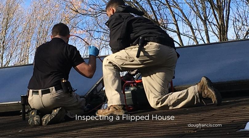 Home Inspection Vienna VA Flipped House