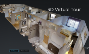 Rotonda 3D Virtual tour