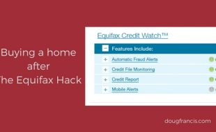 The Equifax Hack and Buying a Home